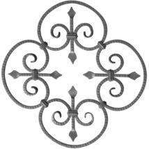 Klasszikus rozetta, többféle anyagvastagságban (335)