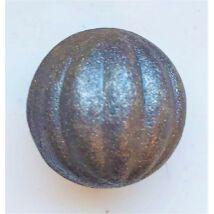Kovácsolt tömör golyó, Ø20mm (775/B)