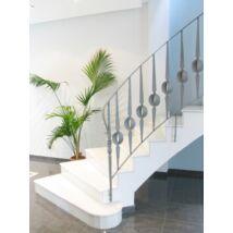 Exkluzív lépcső-és galéria korlátok