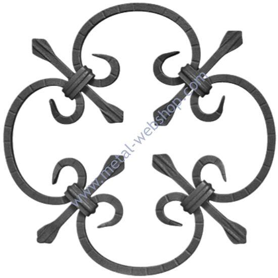 Klasszikus rozetta (340)