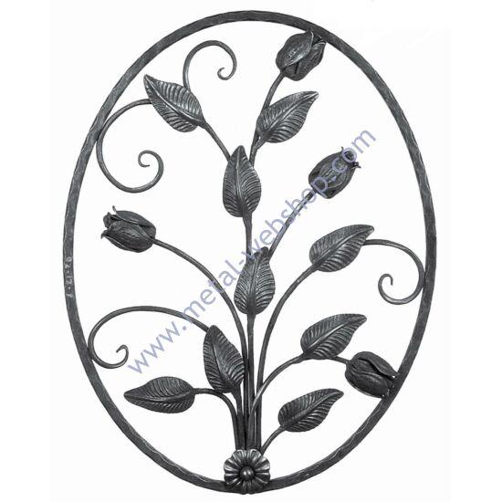 Virágmintás panel (315)