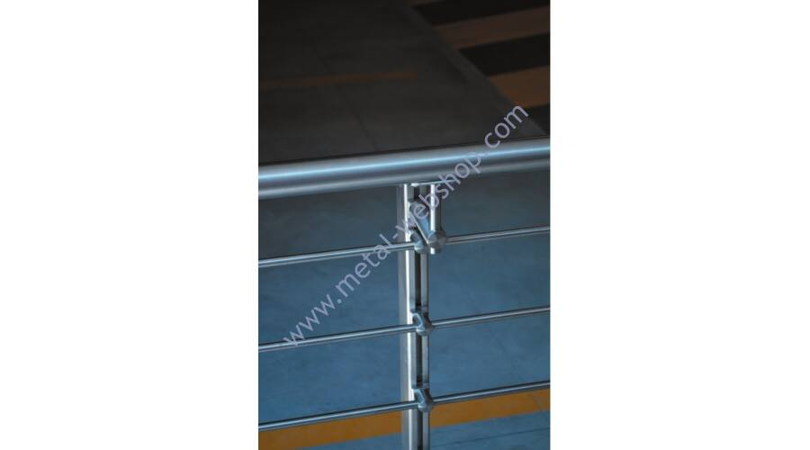 Stainless Steel Plate For Bar Holder and Handrail Bracket (AISI 304 - V2A)
